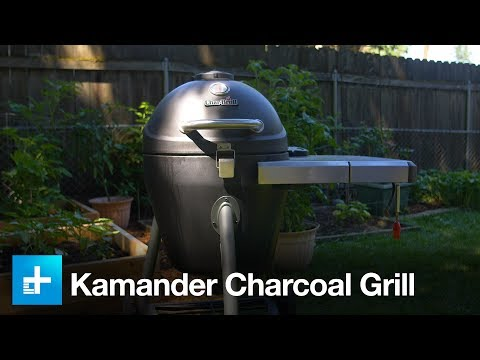 Char-Broil Kamander Charcoal Grill – Hands On Review