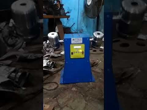 Gold Powder Chain Mixture Machine