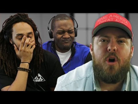 Joyner Lucas - I'm Not Racist | SquADD Reaction Video