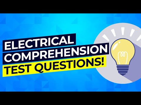 ELECTRICAL COMPREHENSION TEST Questions & Answers ...