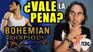 Vi la película Bohemian Rhapsody y esto es lo que pienso | Crítica de un fan 100%