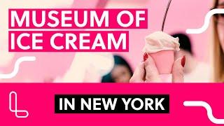 The Museum of Ice Cream NYC | 4K | 2020