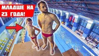 Я с 8-летним Егором на ЧЕМПИОНАТЕ | Реальный спорт