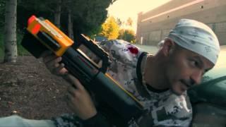 EPIC Nerf War!