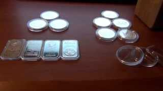 Air-Tite Coin Holders