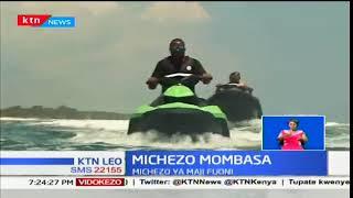 Jet Ski ni mojawapo ya michezo Mombasa inayozidi kupata umaarufu