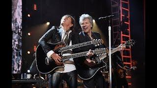Livin' On A Prayer - Bon Jovi  2018 Richie Sambora Is Back