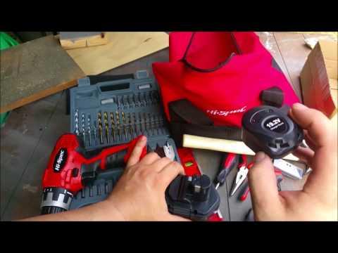 Hi Spec 19 2 Volt Cordless Drill Review