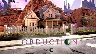 Picture of a game: Obduction