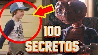 100 Secretos que nunca supiste de E.T., El extraterrestre (PELICULA) Steven Spielberg