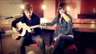 The Kills - Baby Says /// Acoustic for pop10