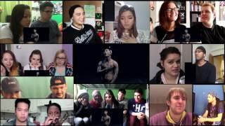 태양 TAEYANG - 눈,코,입 (EYES, NOSE, LIPS) MV REACTION MASHUP (tanley t0n3r)