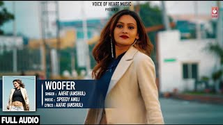 Woofer (Audio) | AaFat | Latest Punjabi Song 2017 | VOHM Video,Mp3 Free Download