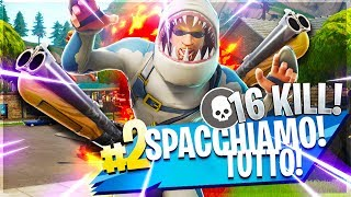 FORTNITE : ON FIRE CON LO SQUALO ST3PNY!