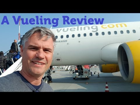 Vueling Flight Review – Is Excellence Fare Worth It?