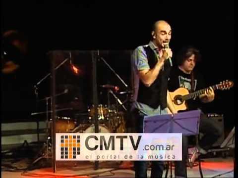 Abel Pintos video Me da pena confesarlo - San Luis 2011