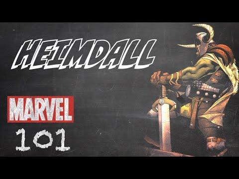 Heimdall -- Marvel 101