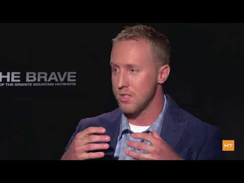 Meet the real inspiration behind 'Only the Brave'