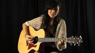Alyssa Bernal , Edge of Glory (GaGa Cover) Alyssa Bernal