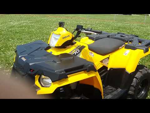 2016 Polaris Sportsman 570 in Winchester, Tennessee