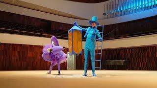 """Балетоперная сказка для детей и взрослых """"Щелкунчик"""""""