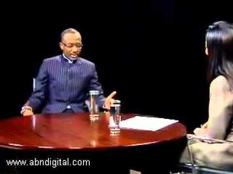 Sanusi Lamido Sanusi - Nigerian Central Bank Governor - Part 1