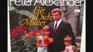 Peter Alexander - Mama (German-language cover of Connie Francis/Heintje classic) 1969