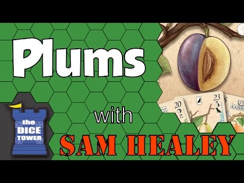 Plums Review - with Sam Healey
