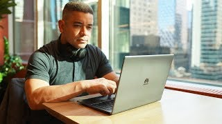 Huawei MateBook X Pro Review: Practical beauty | Pocketnow