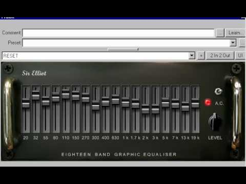 Free 18 Band Graphic Equalizer For Windows Synthtopia
