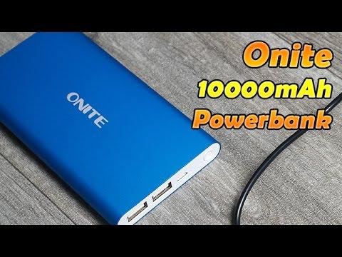 Onite 10000mAh Powerbank [Deutsch] 4K