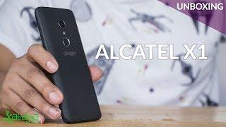 Alcatel 1X, UNBOXING y PRIMERAS IMPRESIONES: todos quieren a Android Go