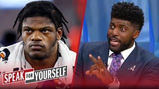 It's ridiculous that Lamar Jackson isn't a Tier 1 QB, talks Dak — Acho | NFL | SPEAK FOR YOURSELF