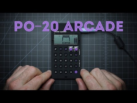 TE PO-20 Arcade Introduction