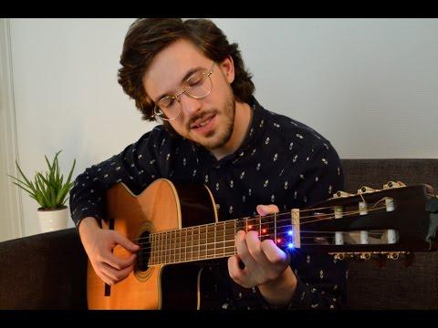 Pub pour FretX (Guitariste et Collegue de startup)