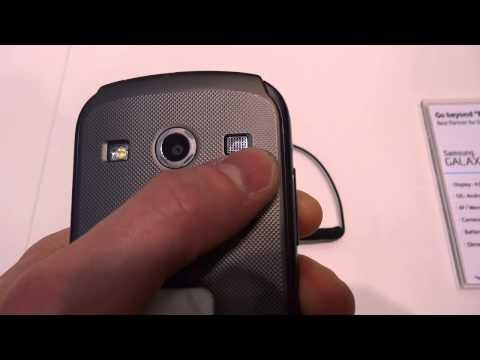 Samsung Galaxy X Cover 2 - Anteprima MWC 2013