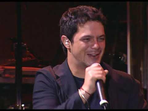 Alejandro Sanz - Corazón Partío (En directo Vicente Calderón 2001)