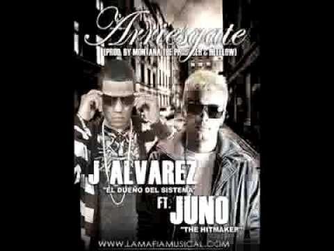 J Alvarez feat Juno / Arriesgate