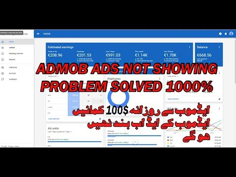 Download Youtube Or Admob Earning Vs Website Earning Hindi