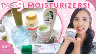 Best Moisturizers for Oily, Combination, Acne-Prone & Sensitive Skin Types!