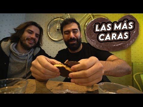 LA MEJOR PALMERA DE CHOCOLATE DE MADRID HD Mp4 3GP Video and MP3
