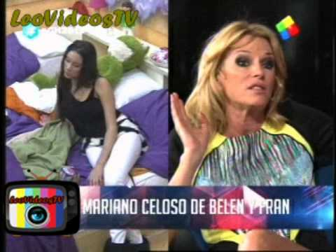 Mariano Muy celoso de Belen con Francisco GH 2015 #GH2015 #GranHermano