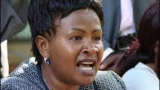 Wavinya Ndeti reacts to losing Petition against Governor Alfred Mutua