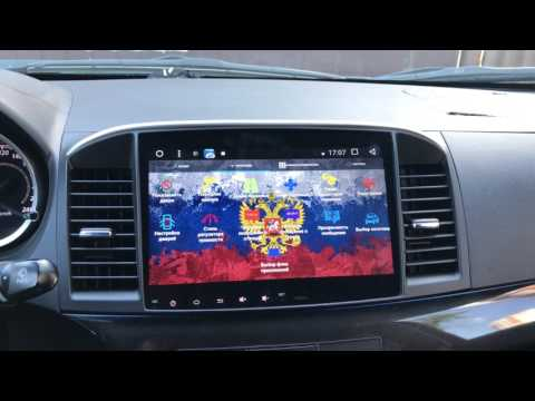 Автомагнитола MegaZvuk AD-1047 Mitsubishi Lancer X на Android 6.0.1 Quad-Core (4 ядра) 10,1""