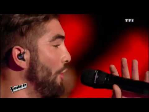 "Kendji Girac ""Andalouse"" The Voice"