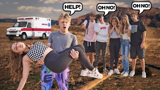 LAST TO SURVIVE In The WILD Challenge **I PASSED OUT**🚑💔 | Piper Rockelle