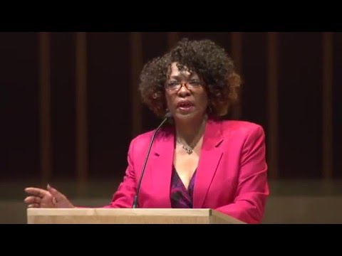 Rita Dove, The Raymond Danowski Poetry Reading Series