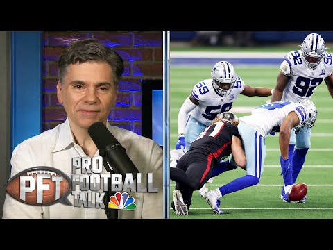 How Atlanta Falcons collapsed against Dallas Cowboys   Pro Football Talk   NBC Sports