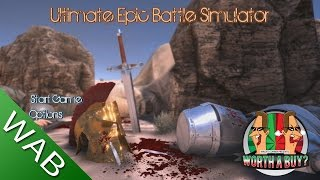 Ultimate Epic Battle Simulator (Alpha Preview) - Worthabuy?