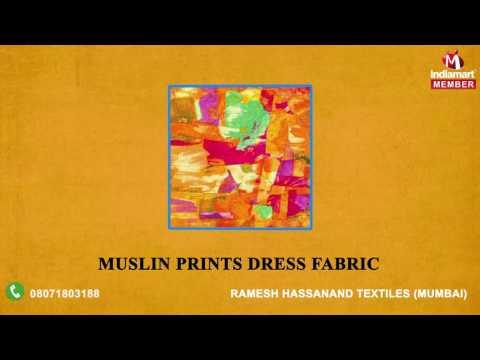Ramesh Hassanand Textiles, Mumbai - Manufacturer of Pure